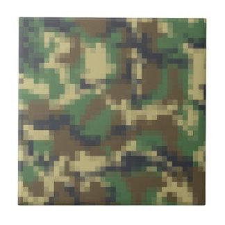 Pixel Camouflage Tiles