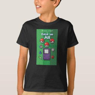 Pixel Catch'em All T-Shirt