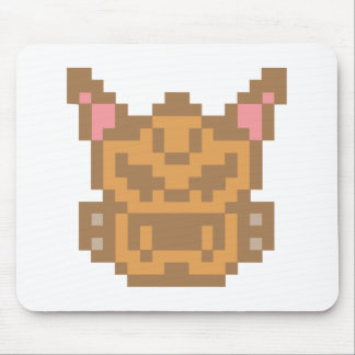 Pixel Chihuahua Dog Mouse Pad