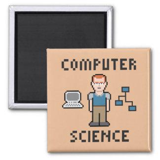 Pixel Computer Science Magnet