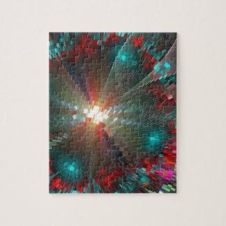 pixel crash jigsaw puzzle