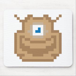 Pixel Cyclops Mouse Pad
