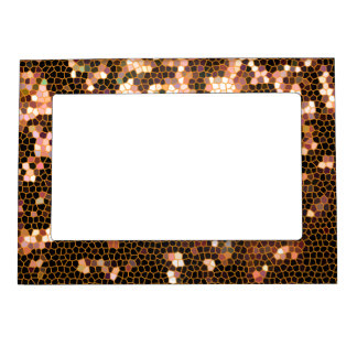 Pixel Fireburst Magnetic Photo Frame