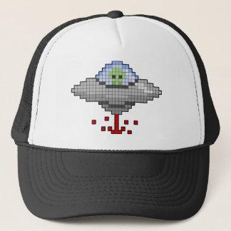 Pixel Flying Saucer Hat