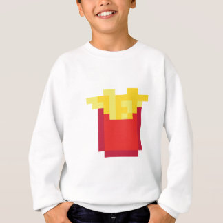 Pixel fries sweatshirt