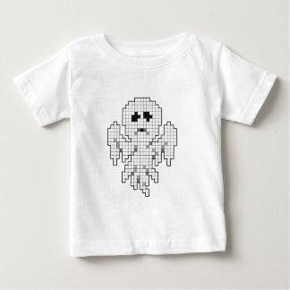 Pixel Ghost Baby T-Shirt