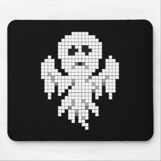 Pixel Ghost Mouse Pad