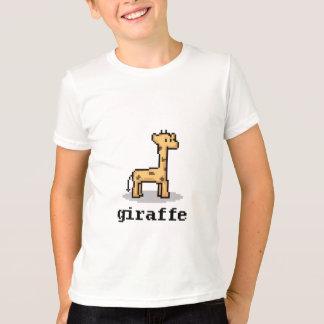 Pixel Giraffe T-Shirt