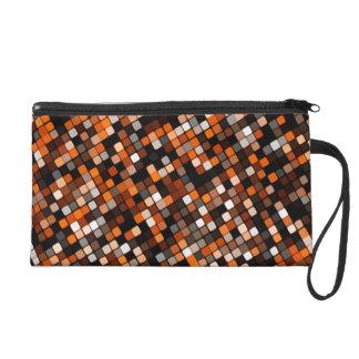 Pixel Grid Bagettes Bag