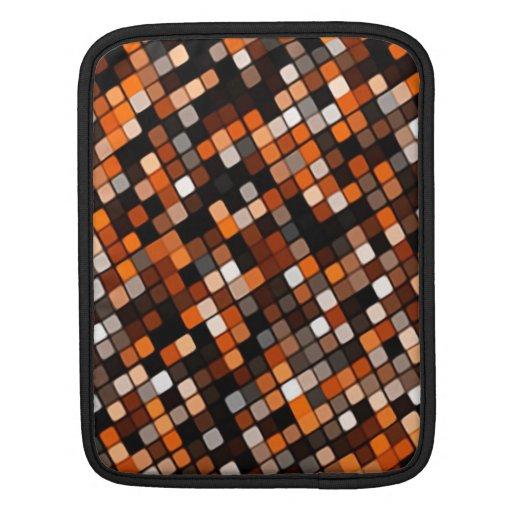 Pixel Grid Rickshaw Sleeve Sleeves For iPads