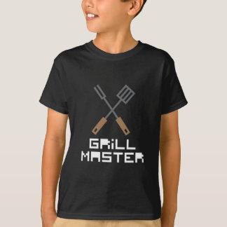 Pixel Grill Master T-Shirt