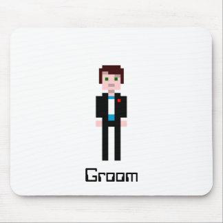 Pixel Groom Mousepad