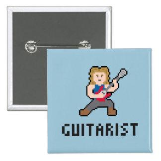 Pixel Guitarist Button