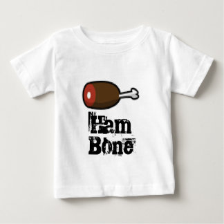 Pixel hambone  Ham Art Baby T-Shirt