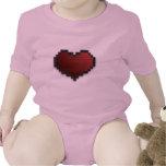 Pixel Heart Bodysuit