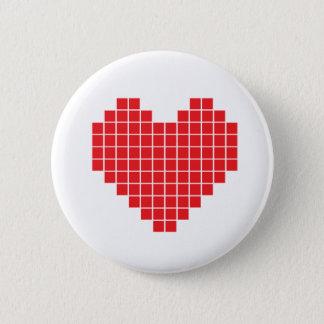 Pixel Heart Button