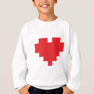 Pixel Heart Sweatshirt