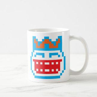 Pixel Jester Classic White Coffee Mug
