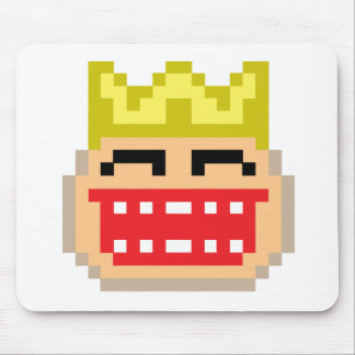 Pixel King Mouse Pad