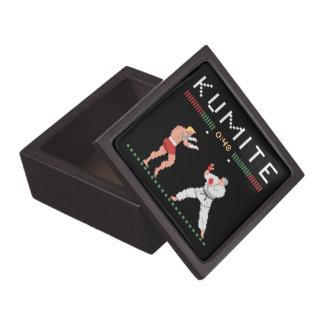 Pixel Kumite Jewelry Box