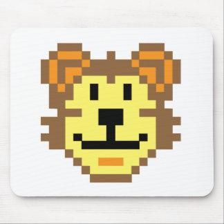 Pixel Lion Mouse Pad