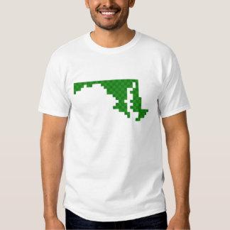Pixel Maryland T-Shirt