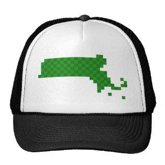 Pixel Massachusetts Trucker Hat