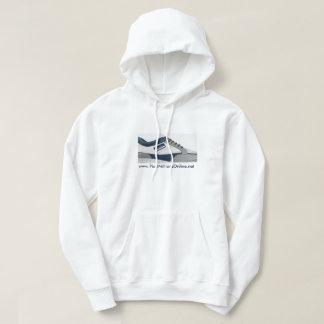 Pixel Millions Sneakers -Men's Hooded Sweatshirt