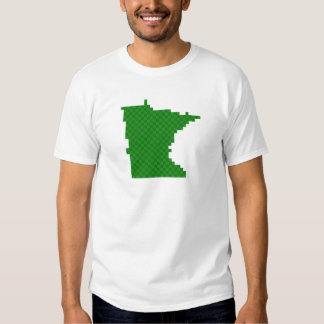 Pixel Minnesota T-Shirt