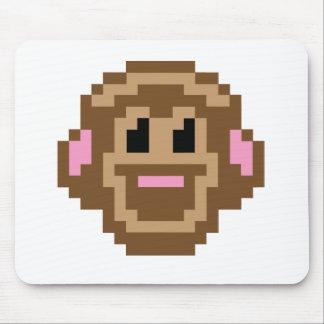 Pixel Monkey Mouse Pad