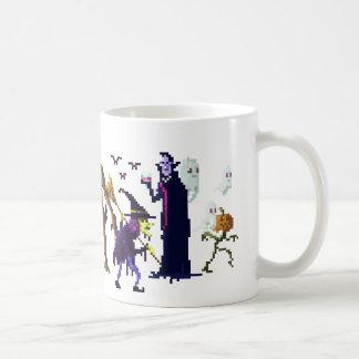 Pixel Monster Character Mug