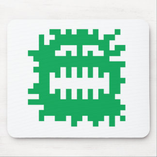 Pixel Monster Critter Mouse Pad