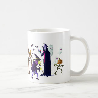 Pixel Monster Mug