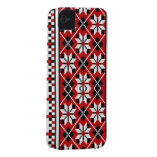Pixel Pattern iPhone 4 Case