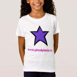 Pixel Pinkie Star T-Shirt