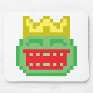Pixel Prince Frog Toad Mouse Pad