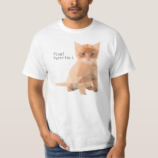 Pixel Purrrfect - Kitten T-Shirt