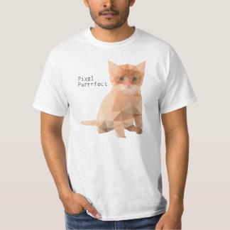 Pixel Purrrfect - Kitten T Shirt