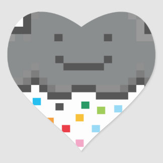 pixel-shower-cloud-multicolour.png pegatina en forma de corazón