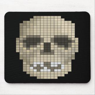 Pixel Skull Mousepad