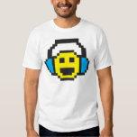 Pixel Smiley DJ Dresses