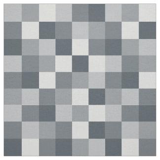 Pixel Squares Custom Color Fabric