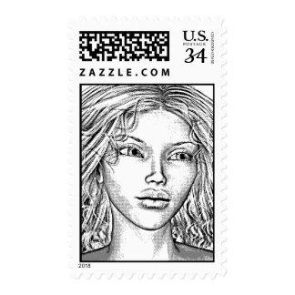 Pixel Stamps