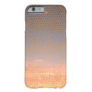 Pixel Sunset Barely There iPhone 6 Case