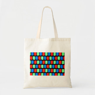 Pixel under the microscope tote bag