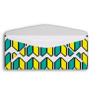 Pixel Wakaba / Shoshinsha Mark Envelope