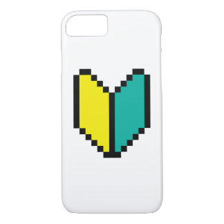 Pixel Wakaba / Shoshinsha Mark iPhone 7 Case