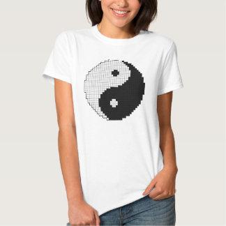 Pixel Yinyang Shirt