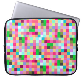 Pixelate Illusion 15 Inch Laptop Sleeve