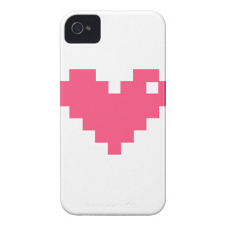 Pixelated Love iPhone 4 Cover